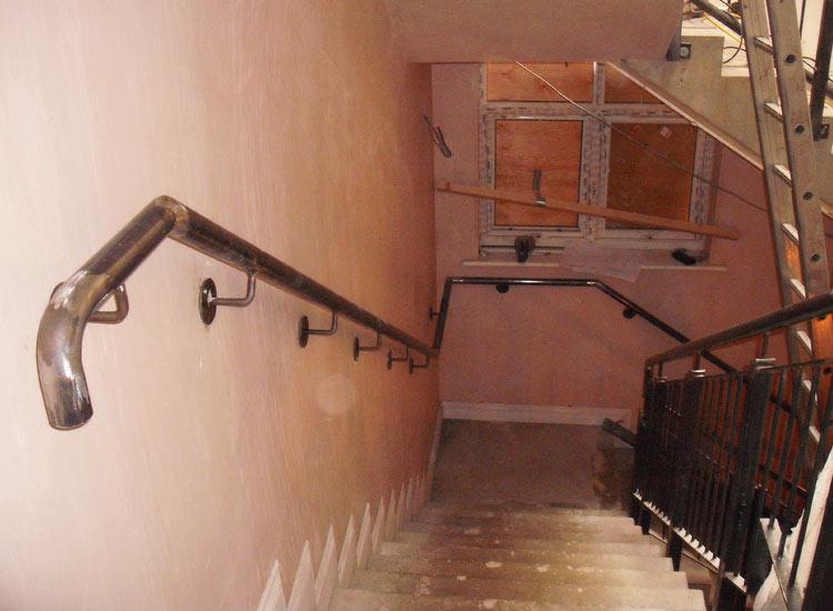 Goldmarque Staircase Site Installation